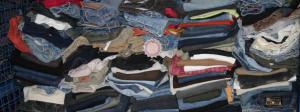 Empacado de textiles