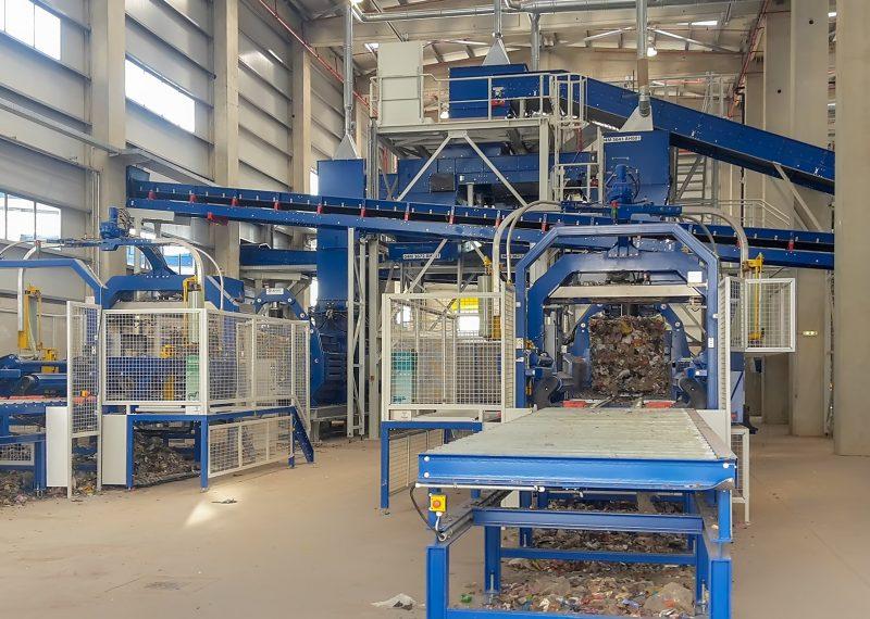 MRFs /Recycling Centres