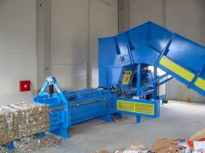 Aluminium foil presses