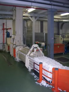 Tissue press