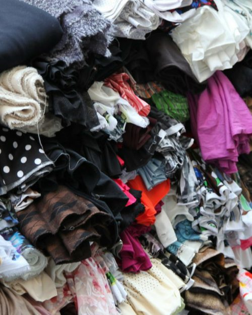Collectors of Waste Clothing and Textile