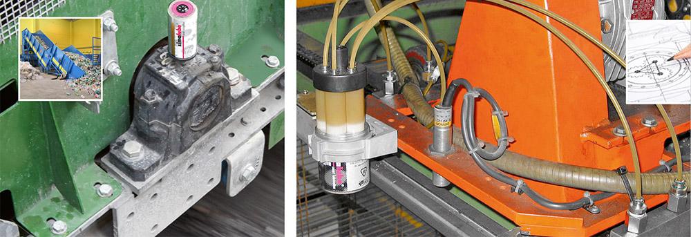Automatische Einpunkt- oder Mehrpunkt-Schmierstoffgeber