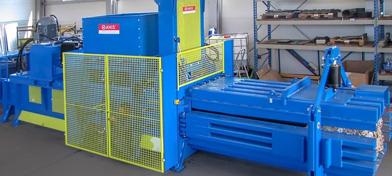 Cardboard Continette press