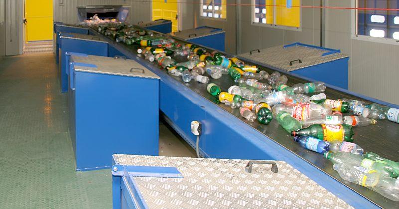 Sala de recolección con aire acondicionado